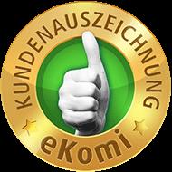eKomi-Siegel